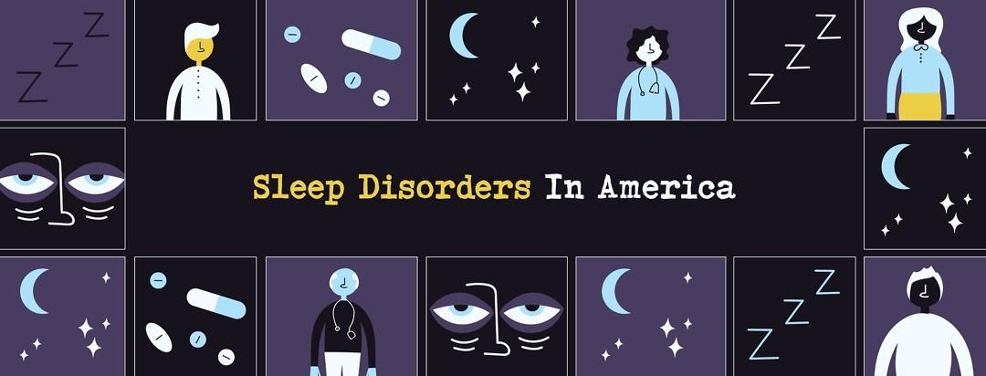 Sleep Disorders Insomnia In America, patients, doctors, medications, moon, stars
