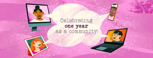 Insomnia.Sleep-Disorders.net Celebrates 1 Year! image